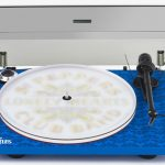 Beatles deck: Essential III Sgt. Pepper's Drum turntable by Pro-Ject