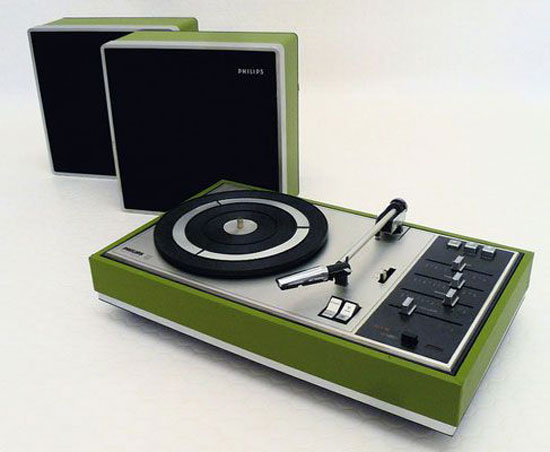 New Pinterest board: Record players and turntables
