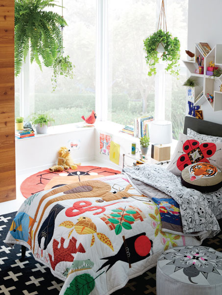 Charley Harper Kids Collection at Land Of Nod