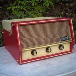 Original 1960s Dansette Conquest Auto record player on eBay