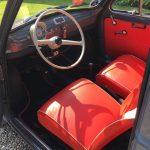 1967 Fiat 500 with low mileage on eBay