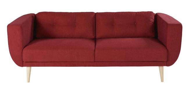 Midcentury-style Gaby sofa range at Maisons Du Monde