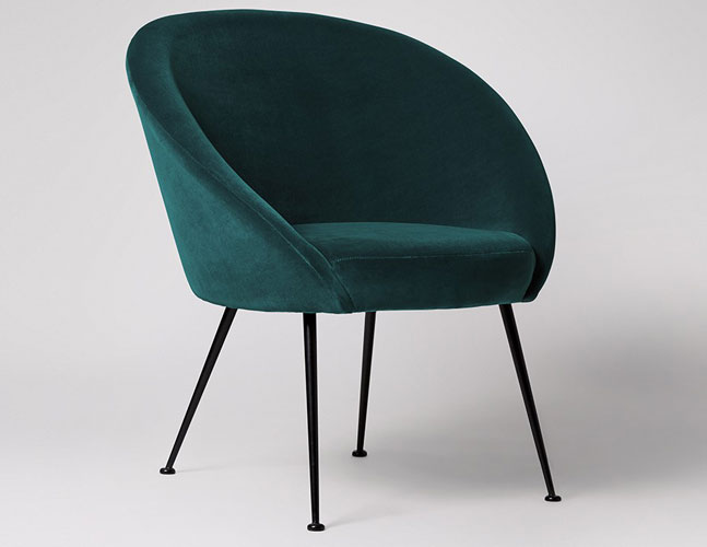 Retro Marcia Chair at Swoon Editions