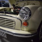 Restored 1969 Morris Minor convertible on eBay