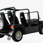 1960s Mini Moke returns as an electric vehicle