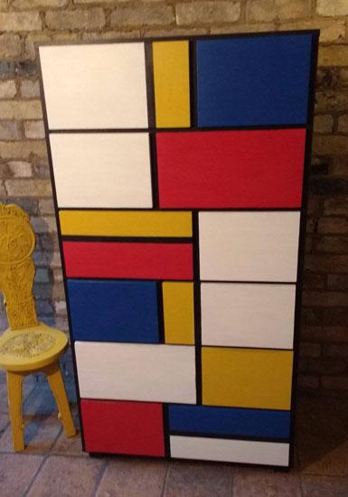 Piet Mondrian Archives Retro To Go