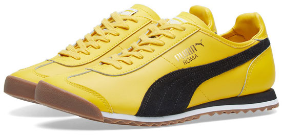 Puma Roma OG 80s trainers return in three colour options