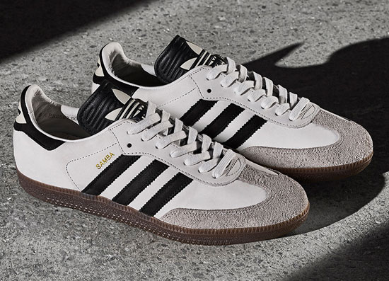 Adidas Samba OG - Made in Germany trainers
