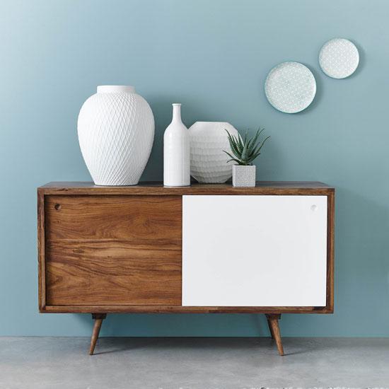 andersen midcentury style sideboard range at maisons du monde. Black Bedroom Furniture Sets. Home Design Ideas