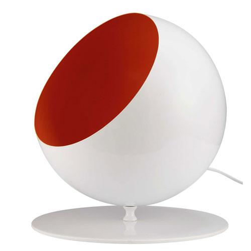 Flash Spot 1970s-style table lamp at Maisons Du Monde