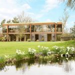 Retro house for sale: 1970s Dominic Michaelis-designed property in Wotton Underwood, near Aylesbury, Buckinghamshire