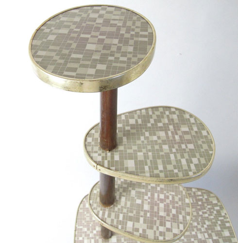 Vintage 1950s plantstand on eBay