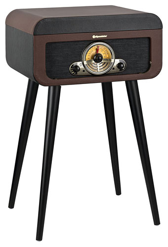 Retro sounds: Roadstar HIF-1580BT audio system