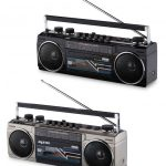 Aldi introduces the budget retro boombox