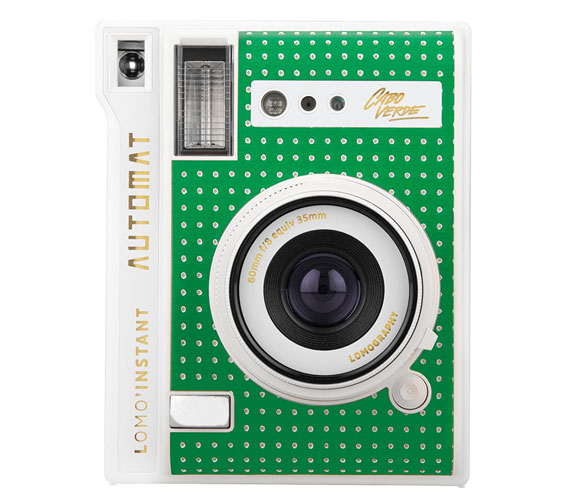 Lomo'Instant Automat Cabo Verde camera launches