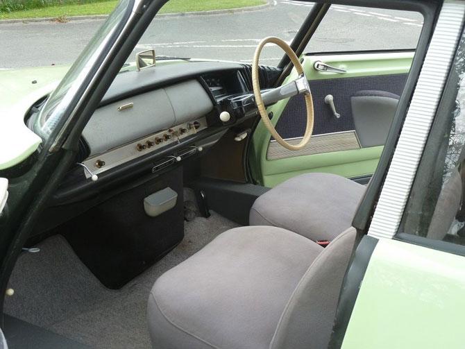 1962 Citroen DS ID19 on eBay