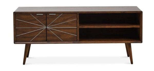 Midcentury-style Aspen furniture range at Cult Furniture
