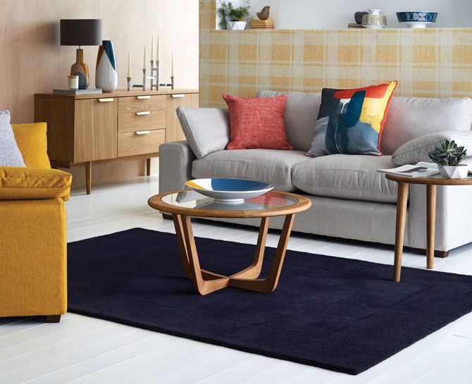 A midcentury classic returns as the Dunelm Hansen coffee table
