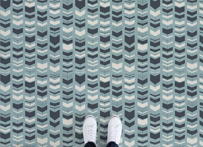New retro flooring range by Atrafloor