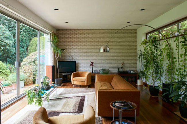 Retro house for sale: 1970s modernist property in Barming, Kent