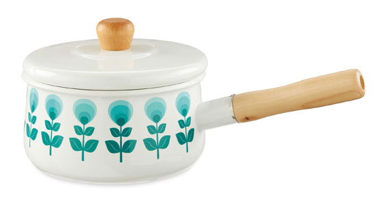 Crofton Decal 1960s-style kitchenware at Aldi