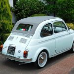 Fully restored 1964 Fiat 500D Trasformabile on eBay