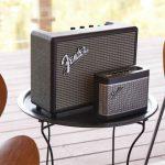 Fender unveils its amplifier-inspired Bluetooth speakers
