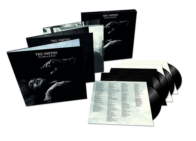 Vinyl spotting: The Smiths - The Queen Is Dead five-album box set