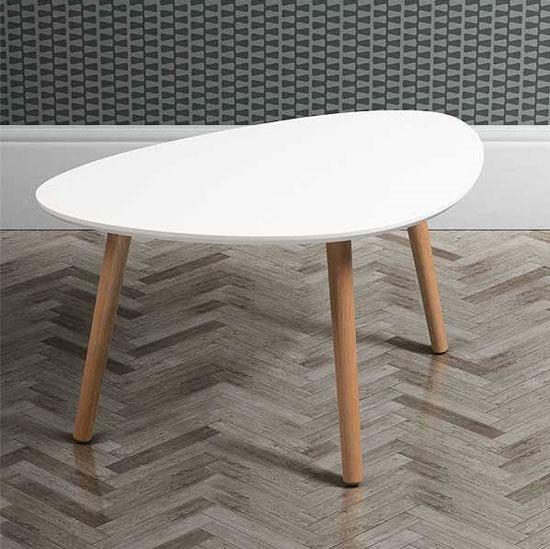 Hackney midcentury-style tables at I Love Retro