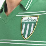 Retro football: 1970s and 1980s St Etienne shirts remade by Le Coq Sportif