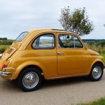 Fully restored 1972 Fiat 500L on eBay