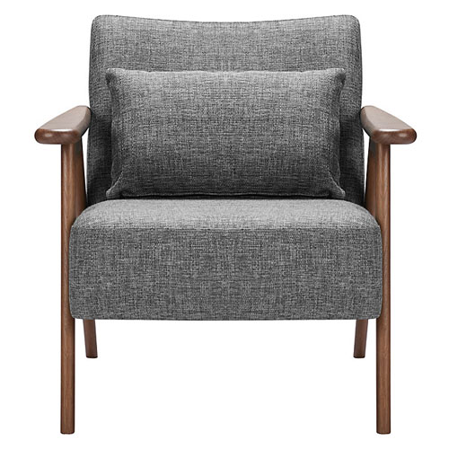Midcentury-Style Hendrick Accent Chair at John Lewis