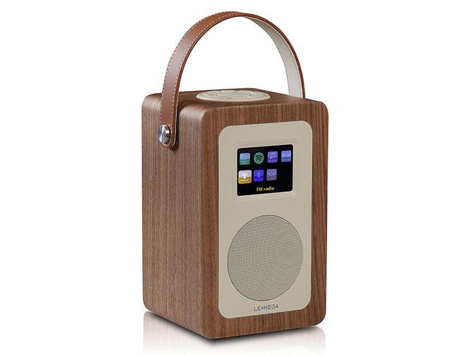 Lemega M6+ retro DAB and internet radio