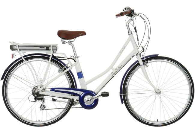 Pendleton Somerby retro-style electric bike