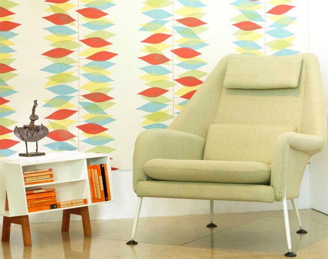 Iconic reissue: 1950s Ernest Race-designed Heron Chair