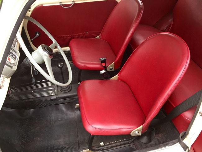 1968 Seat 600 on eBay