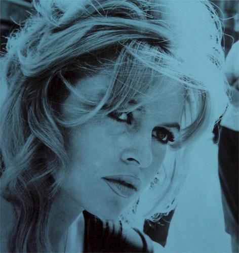 Brigitte Bardot pop art print range by David Studwellby David Studwell