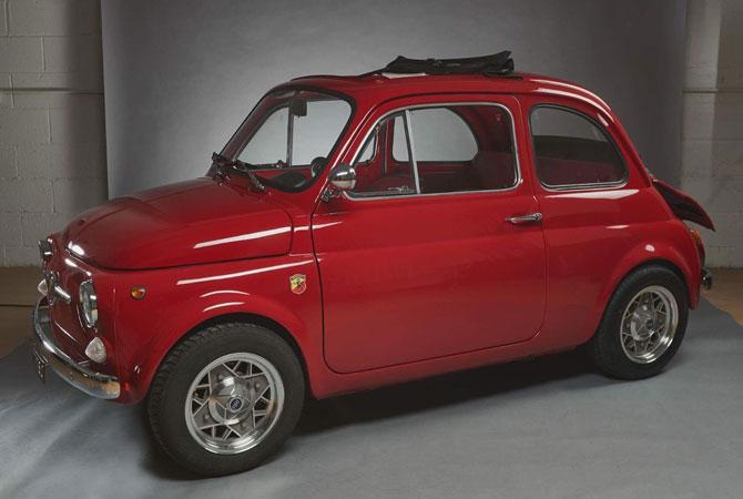 1971 Fiat 500 Abarth recreation on eBay