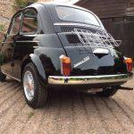 1961 Fiat 500D on eBay