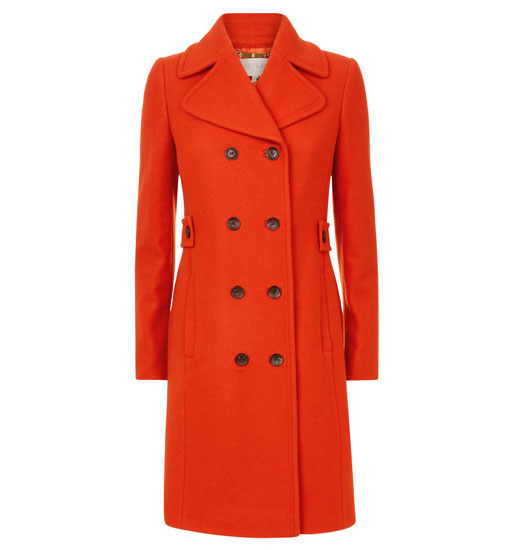 Classic style: Ginnie Coat at Hobbs