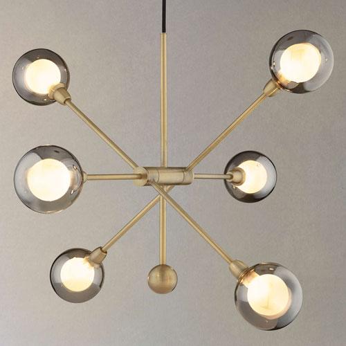 Retro Floor Lamp Shades >> Huxley retro ceiling light at John Lewis | Retro to Go