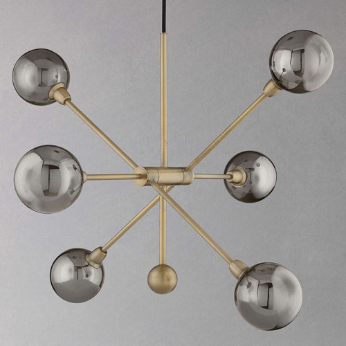 Huxley retro ceiling light at John Lewis
