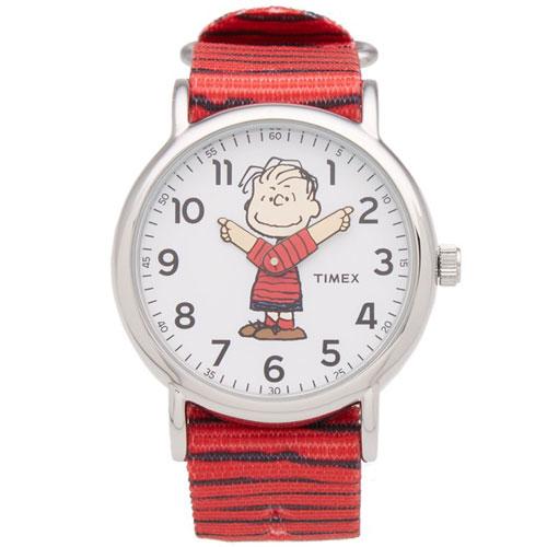 Timex x Peanuts Weekender watches