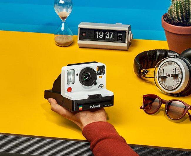 Polaroid OneStep 2 retro instant camera makes its debut