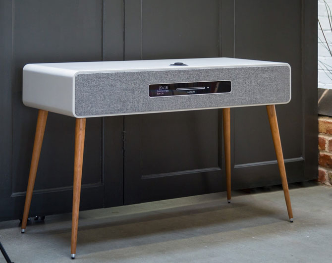 Midcentury audio: Ruark Audio R7 MKIII radiogram