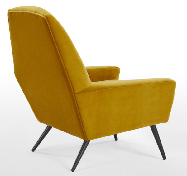 Roco 1960s-style Accent Chair range at Made