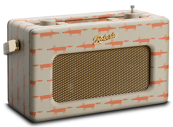 Limited edition Roberts x Scion Revival RD70 DAB radios