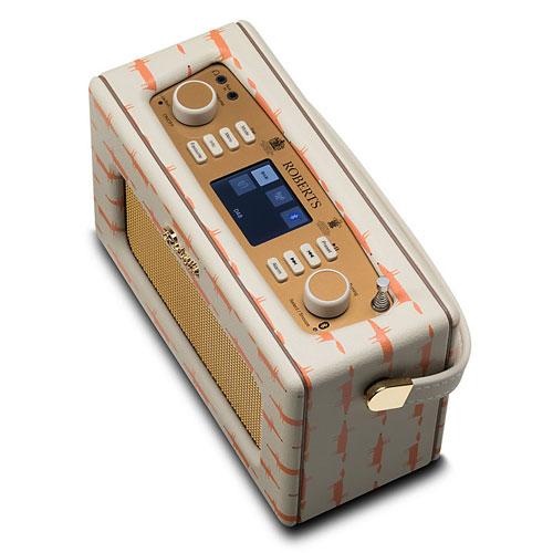 Limited edition Roberts x Scion Revival RD70 DAB radios