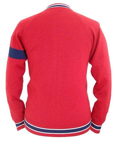 Old school cycling: Great Britain team track top by Magliamo