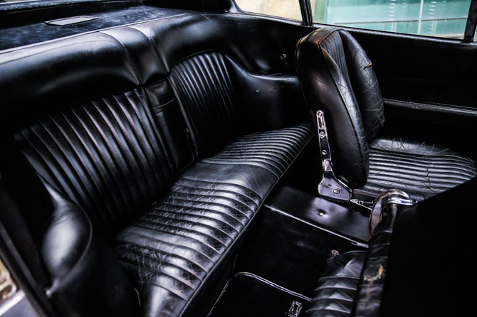 1969 Aston Martin DBS6 on eBay